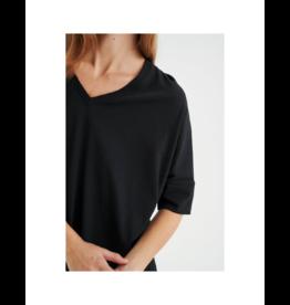 Inwear V-Neck Dolman Sleeve Top