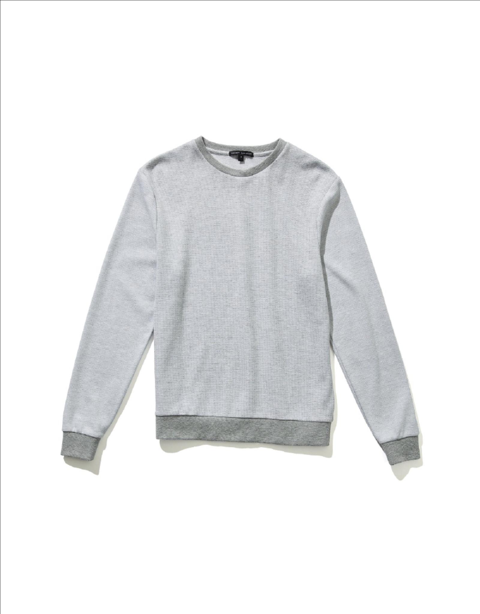 Robert Barakett Cavendish Long-Sleeve Fleece Pullover