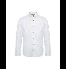 Matinique White Trostol Button Up