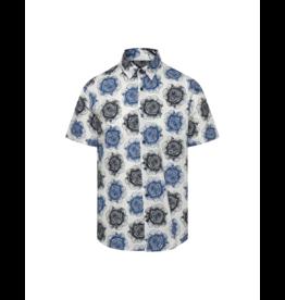 Matinique Trostol S/S Floral Button Up (2 Colours Available)