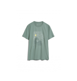 Armedangels Jaames Wave & Sun Tee (2 Colours Available)