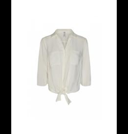 Soya Concept Front Tie Blouse