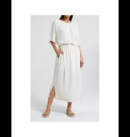 YaYa Drawstring Maxi Kaftan Dress