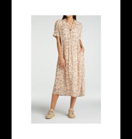 YaYa Lined Floral Dress w/Pocket