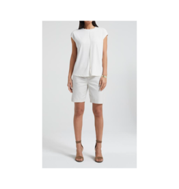 YaYa Cap Sleeve Open Back Top (2 Colours Available)