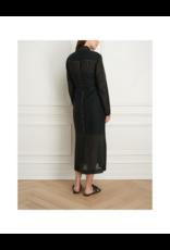 Iris Maxi Shirt Dress