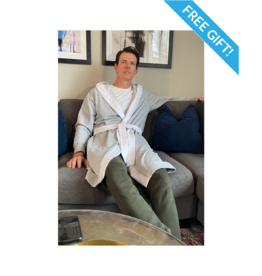 espy Branded Bath Robe for Dad (FREE Gift with Purchase!)