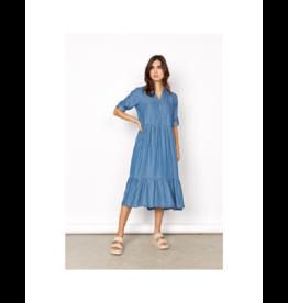 Soya Concept Baby Doll Denim Dress