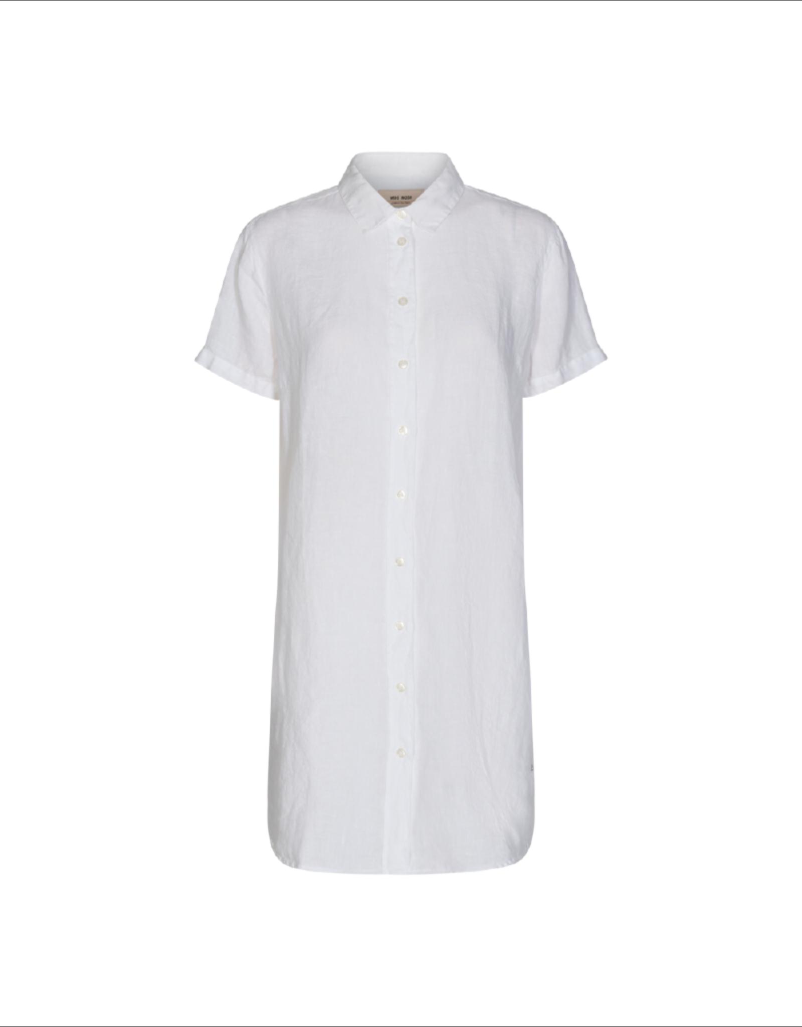 Mos Mosh Linen Tunic Dress