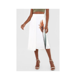 Lezalez 2-Piece Wrap Skirt