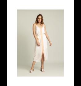 Lezalez Rope Tie Crepe Lined Dress (2 Colours Available)