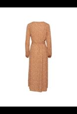 B. Young Jallia Wrap Dress
