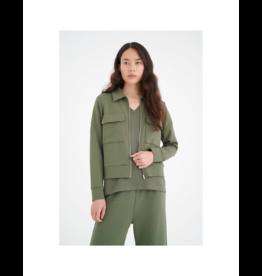 Inwear Crop Zip Gushy Jacket