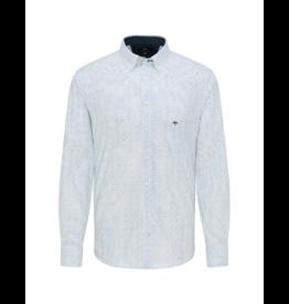 Fynch Hatton Azure Button Up Shirt