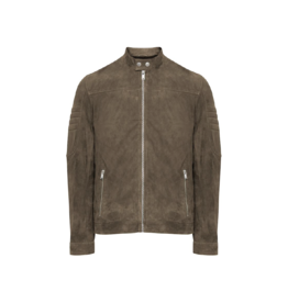 Matinique Adroyd Side Racer Suede Jacket