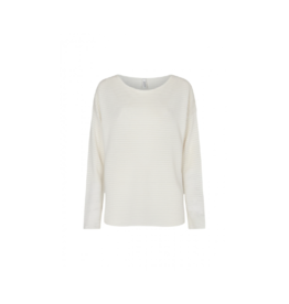 Soya Concept Ottoman Boatneck Rib Sweater ( 2 Colours Available)