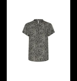 Soya Concept Cap Sleeve Blouse