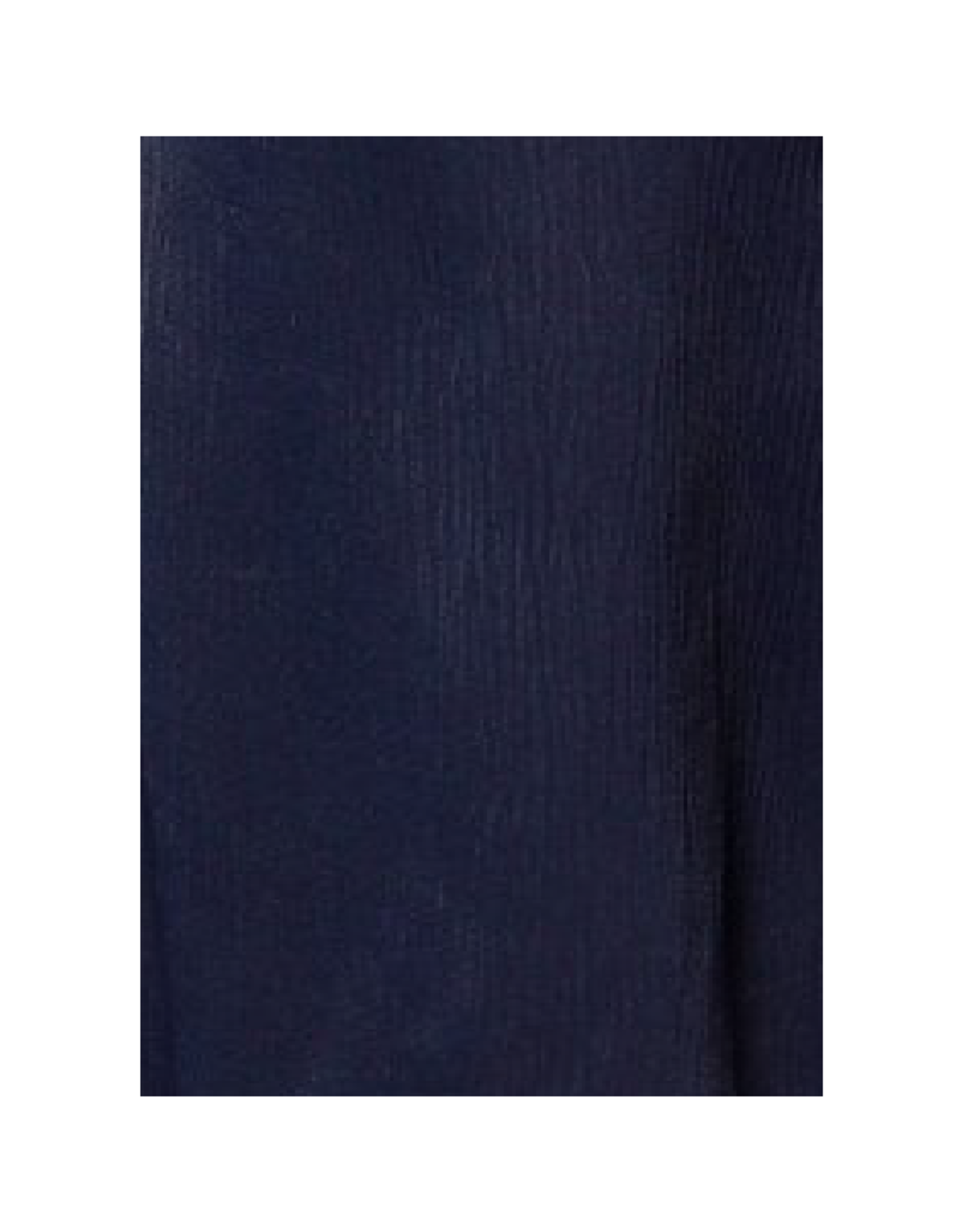 Bobi Thin V-Neck Oversize Sweater