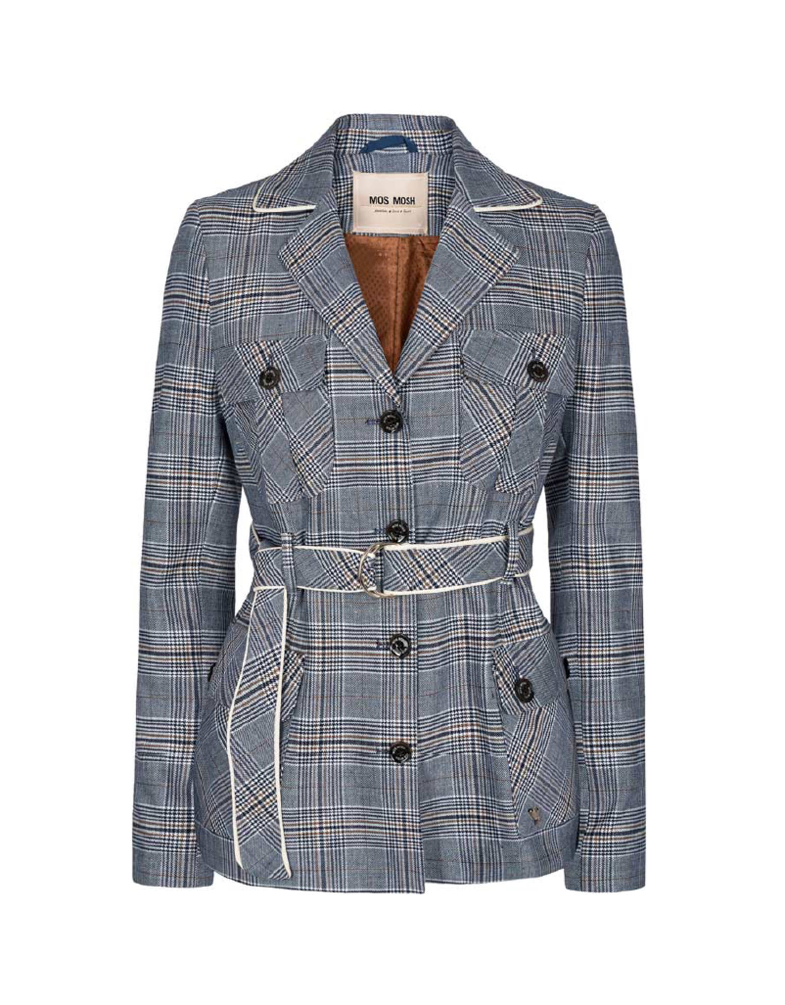 Mos Mosh Riva Chester Belted Jacket