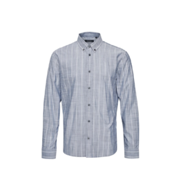 Matinique Jude Bold Stripe L/S Button Up