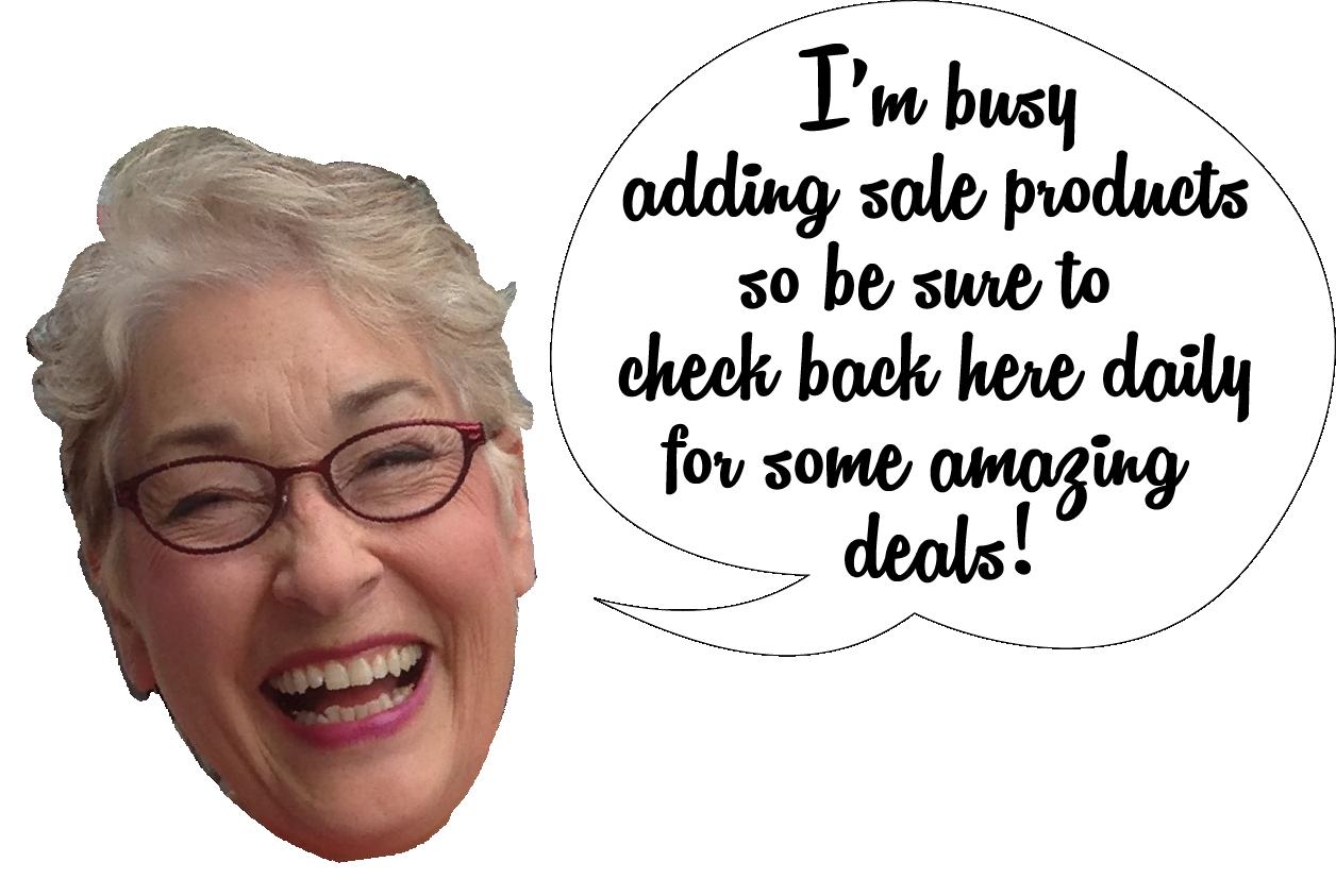 Sallie's Birthday Sale 2021