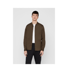 Clean Cut Pierre Light Weight Button-Up Jacket