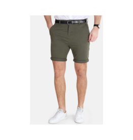 Clean Cut Lucca Rollable Chino Short