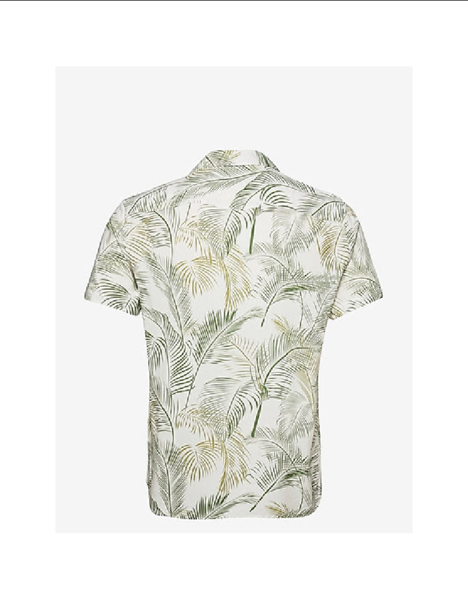 Clean Cut Noah Short-Sleeve Bowling Button-Up Shirt