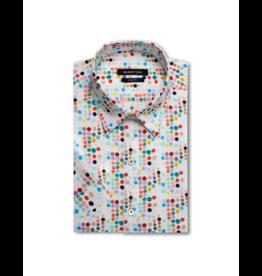 Bugatchi Uomo Big Dot S/S Button-Up