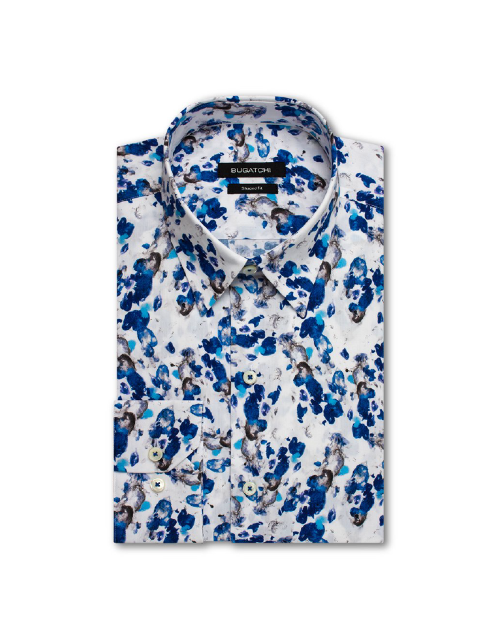 Bugatchi Uomo Abstract Button-Up Shirt