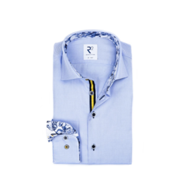 R2 Light Blue Button-Up Shirt