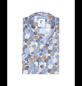 R2 Pinwheel L/S Button Up Shirt