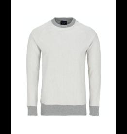Stone Rose Herringbone L/S Knit Shirt