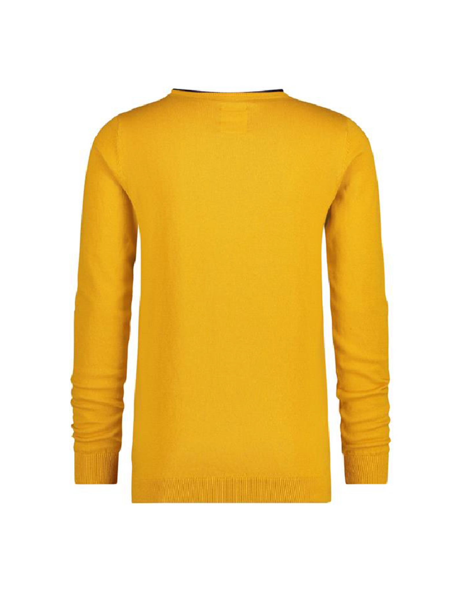 Fish Named Fred Cotton/Cashmere Crewneck Sweater