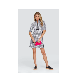 Tail Rosemarie Grid Dress