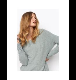 Soya Concept Drop Shoulder L/S Top (2 Colours Available)