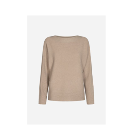 Soya Concept Boatneck Ribbed Sweater (2 Colours Available)