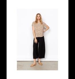 Soya Concept Polka Dot S/S Blouse