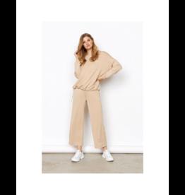 Soya Concept Gushy Wide-Leg Elastic Waist Pant
