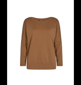 Soya Concept Faux Shoulder Button Sweater