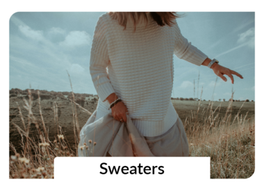 Sweaters + Cardigans