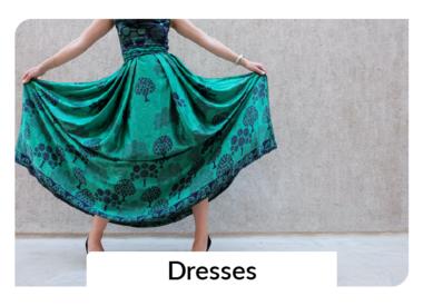 Casual + Formal Dresses
