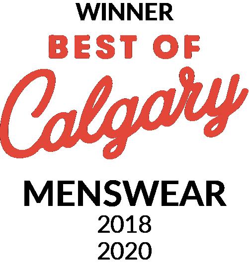 Voted Best Menswear Store 2018 | 2020