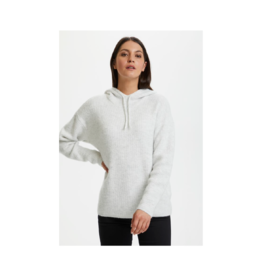 Kaffe Pullover Hooded Sweater (2 Colours Available)