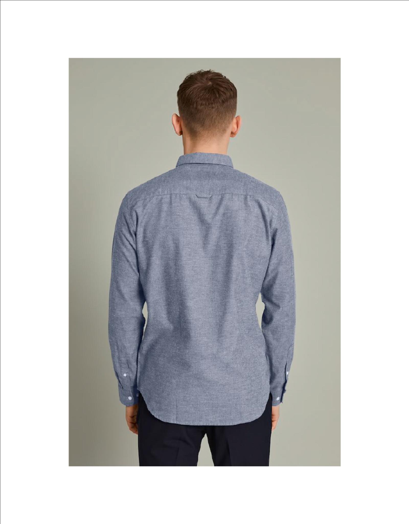 Matinique Trostol Single Pocket Long-Sleeve Flannel Shirt