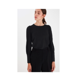 ICHI Full Sleeve Knit Top (2 Colours Available)