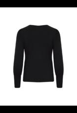 ICHI Full Sleeve Knit Top
