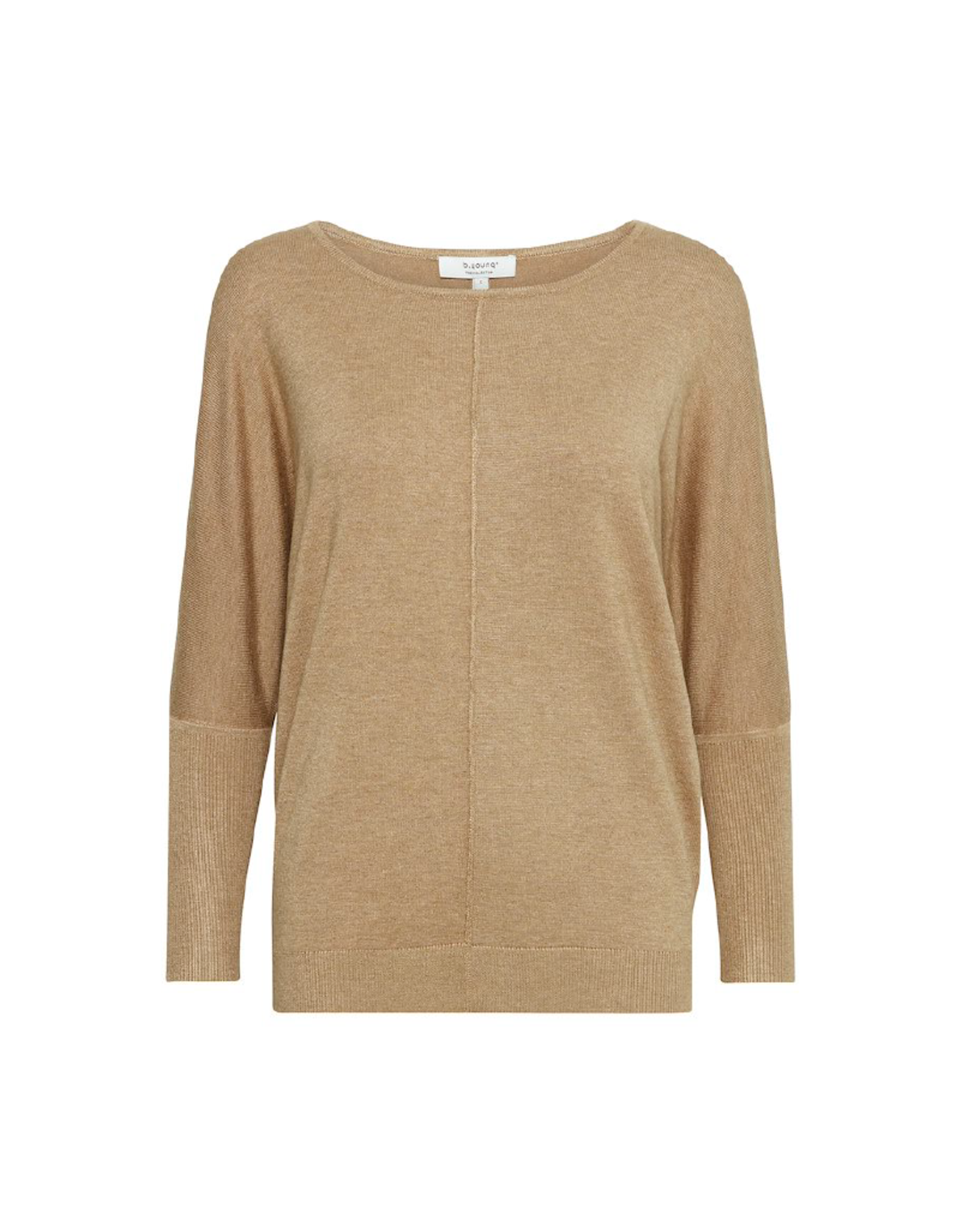 B. Young Centre Seam Batwing Sweater