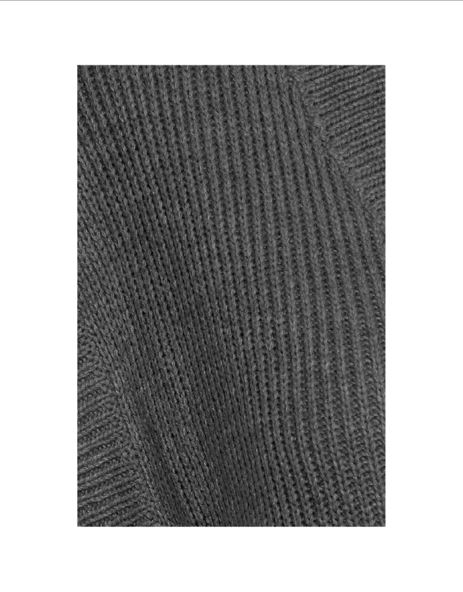 B. Young V-Neck Sleeveless Rib Sweater