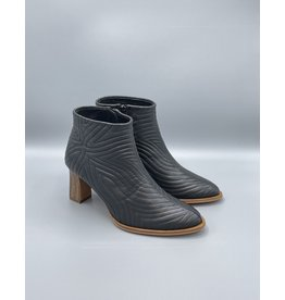 Thiron Kenzo Quilted Leather Bootie (Available in 2 Colours)